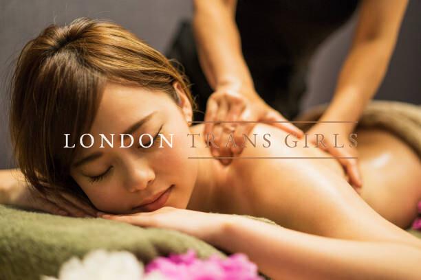 asian ladyboy massage